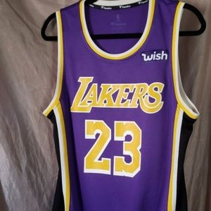 buy popular 4410b d6d76 NBA LOS ANGELES LAKERS LEBRON JAMES JERSEY